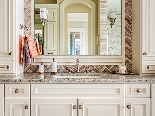 Bathroom Granite Countertops Charlotte Gallery From Mc