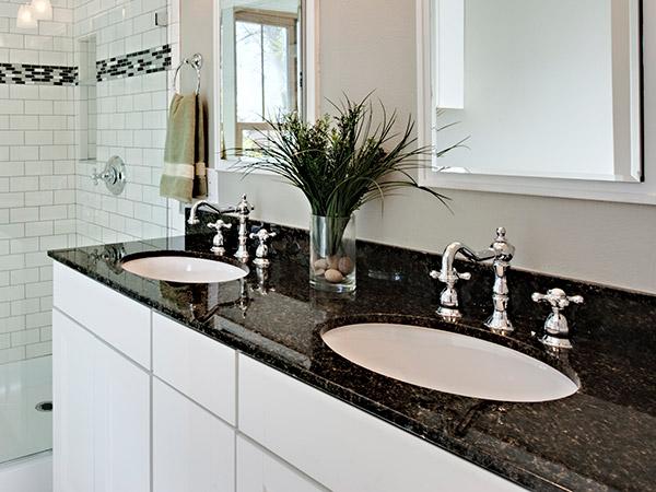 Bathroom Granite Countertops Charlotte Gallery From Mc