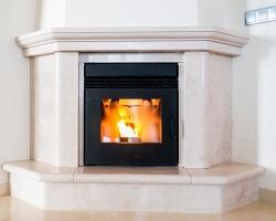 Granite Fireplace Surrounds