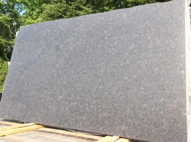 Steel Grey Leathered Granite $47.95 per sq ft