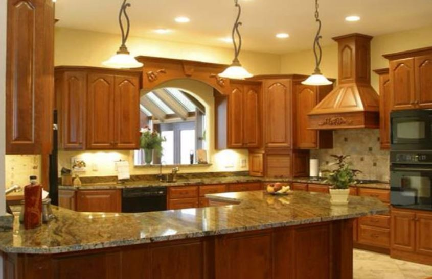 Kitchen Granite Counter