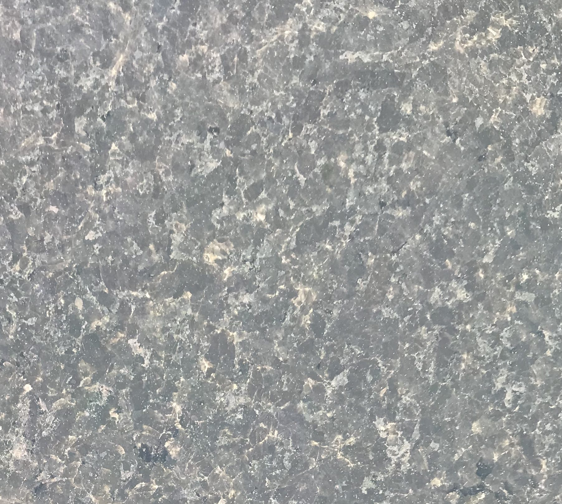 Black Pearl Leather Granite