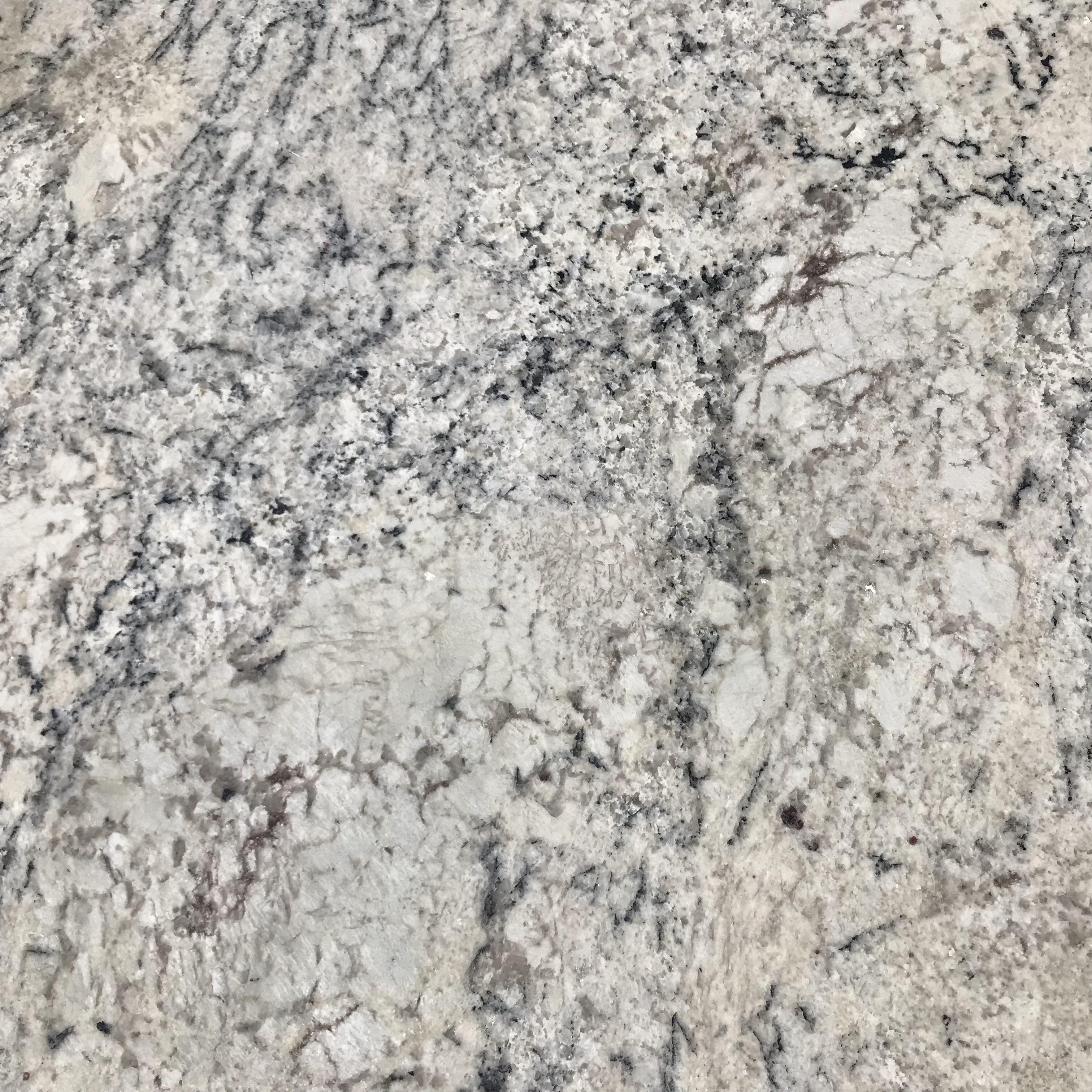 New Alaskan White Granite